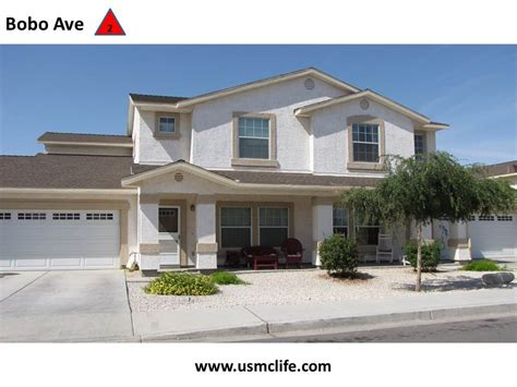 army housing yuma military housing usmc life