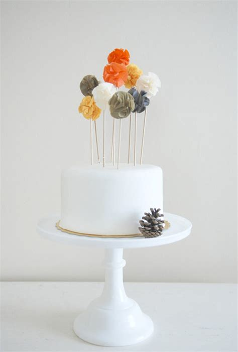 Handmade Cake Toppers - wedding cake toppers buy or diy options