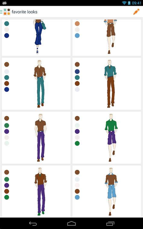 clothes color matching dress color matching chart