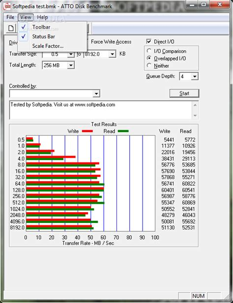 bench mark tool atto disk benchmark download softpedia