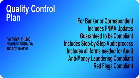 compliance policies  procedures  mortgage lenders