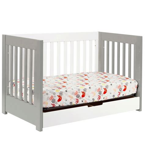gray toddler bed babyletto mercer 3 in 1 convertible crib with toddler bed