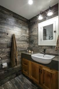 Rustic Farmhouse Bathroom » Home Design 2017