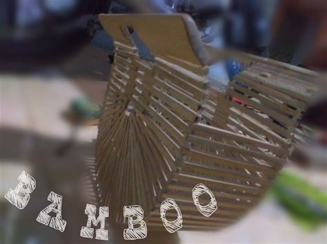 Tas 22 Bambu 2 kerajinan souvenir dari kayu limbah kerajinan tas bambu unik custom 2017