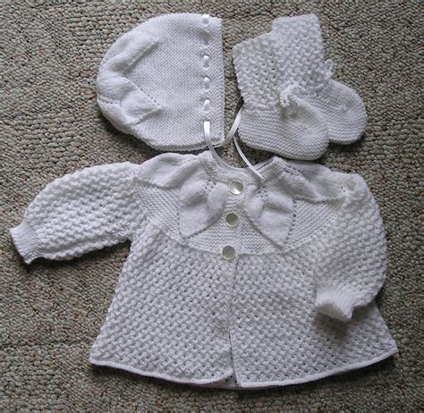 leaf pattern baby sweater the proficient needle may 2011