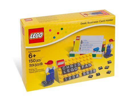 Lego Gift Card Holder - lego 174 business card holder 850425 bricks and more brick browse shop lego 174