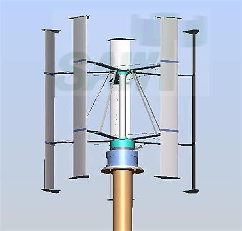 green topic diy vertical wind turbine design