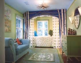 Rooms For Girls by Extravagant Tree Branches