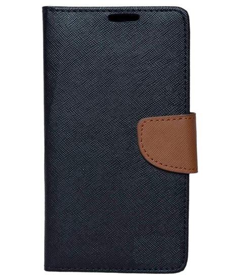 Flip Flip Cover Lenovo A1000 by Rdcase Flip Cover For Lenovo A1000 Black Buy Rdcase