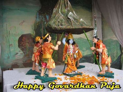 govardhan pooja wishes wishes  pictures  guy