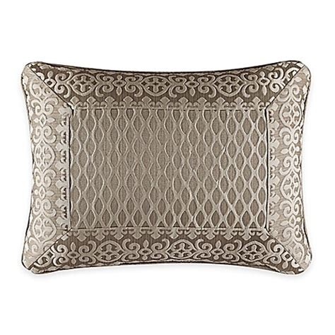 bed bath and beyond bohemia j queen new york bohemia boudoir throw pillow in