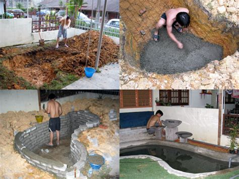 how to build a fish pond in your backyard girlshopes