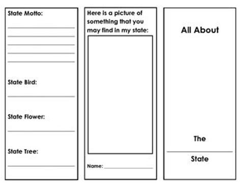 state report template 28 images social studies on
