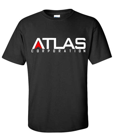 T Shirt Kaos Call Of Duty Atlas Corporation 0802 Dear Aysha atlas corporation call of duty logo graphic t shirt supergraphictees