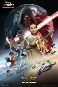 Disney Infinity Starwars Wars The Awakens Poster Gets Disney Infinity