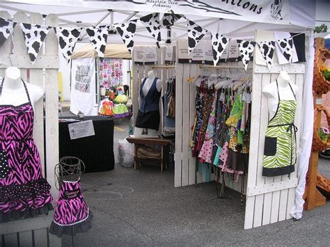 Clothing Display Racks For Trade Shows by Wow Just Wow Craft Booths