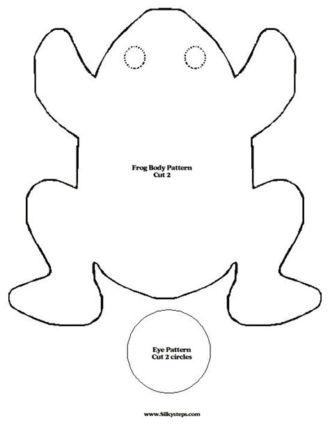 free printable frog templates frog craft template www imgkid the image kid has it