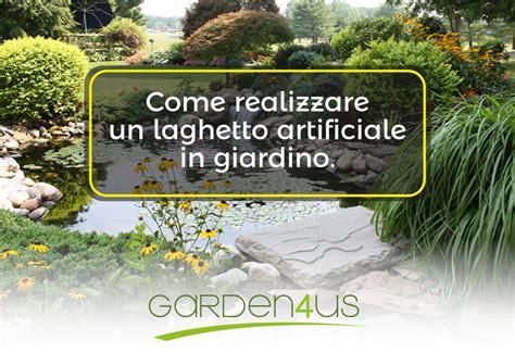 come costruire un laghetto da giardino come costruire un laghetto artificiale in giardino garden4us