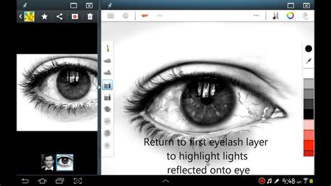 sketchbook pro how to use tutorial an eye on note 10 1 sketchbook pro