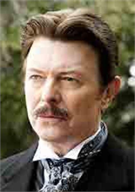 David Bowie Tesla The Tesla Radio Conspiracy The Prestige
