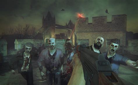 ps4 horror themes ps4 horror title zombi is getting a physical release in