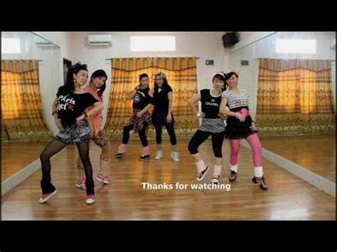 tutorial dance new thang new thang line dance youtube
