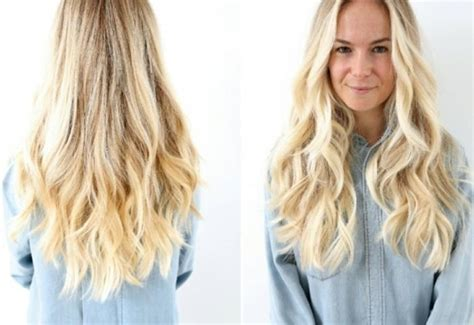 Frisuren Lang Blond by Frisuren Lange Haare 2599127 Weddbook