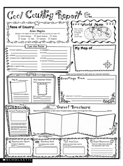 printable e verify poster cool country report from scholastic free printable fill