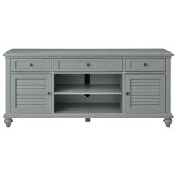 Home Decorators Tv Stand by Home Decorators Collection Hamilton 26 In Grey Tv Stand