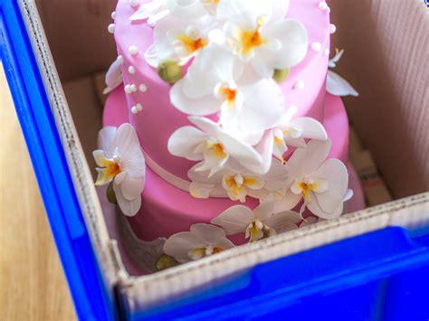 Geburtstag Torten by Eine Orchideen Torte Zum Geburtstag Ofenkieker