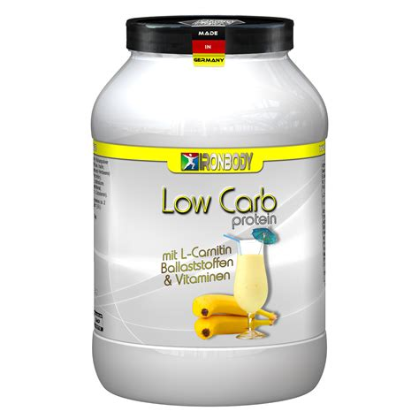 500g carbohydrates low carb diet protein powder ironbody