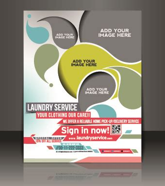 renovation brochure design vector material over millions business flyer and brochure cover design vector 16 over