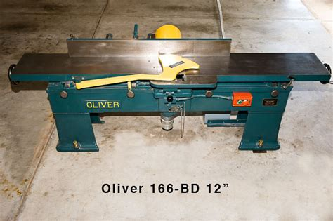 oliver woodworking machinery photo index oliver machinery co oliver 166 bd 12