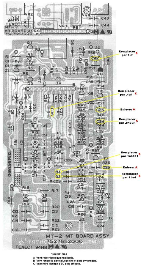 layout efek metal zone mt 2 mod その他音楽 シェフのだらりん日記 nai ti 食品測定室運営中 yahoo ブログ
