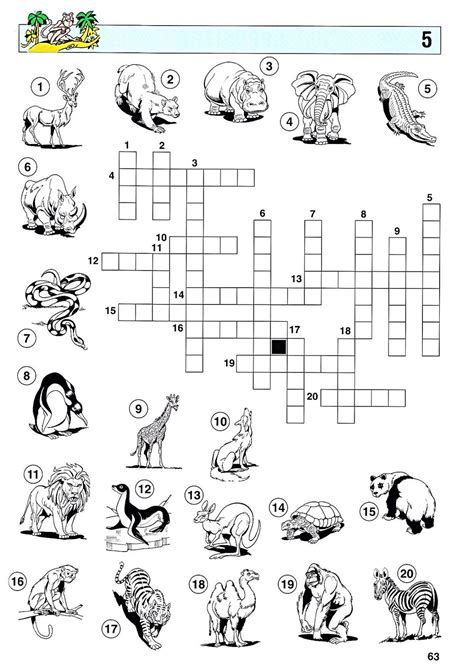 printable puzzles for toddlers crossword puzzles for kids printable shelter