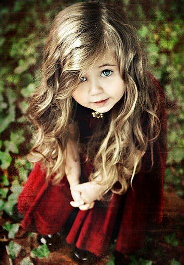 ideas of curly hairstyles for kids in an innovative way