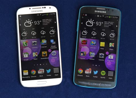 review galaxy s 4 active is a samsung phone for folks who samsung phones ars technica