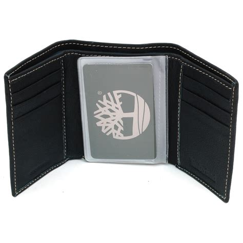 Timberland Gift Card - timberland men s slim trifold wallet soft genuine leather id card slots gift box ebay