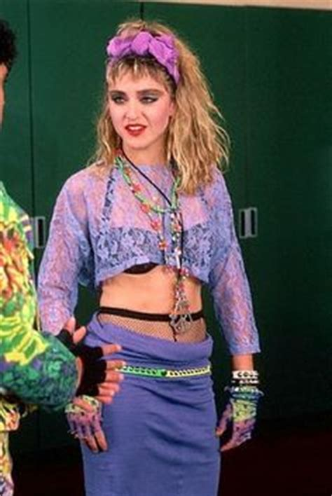 From Madonna Cursed by 1000 Ideas About 1980s Fashion Trends On