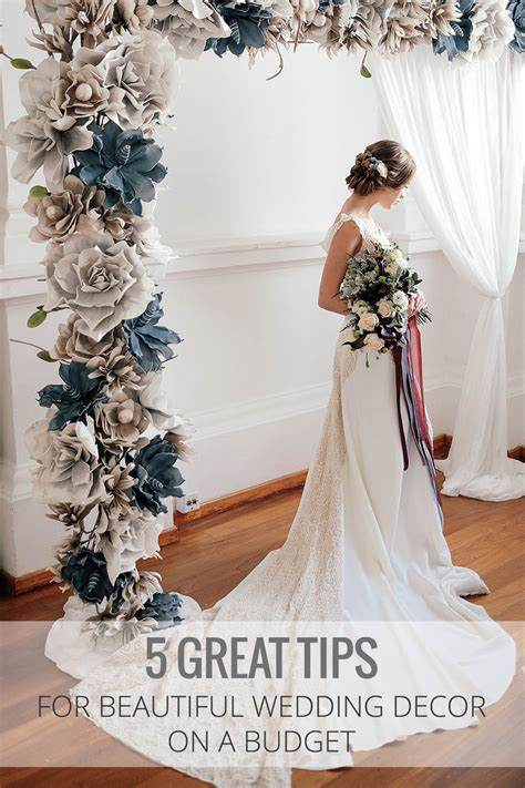 great wedding ideas on a budget the wedding scoop