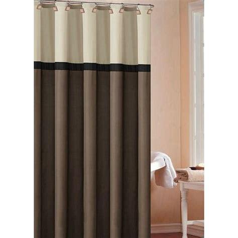 black and beige shower curtain dr international cosmopolitan shower curtain color