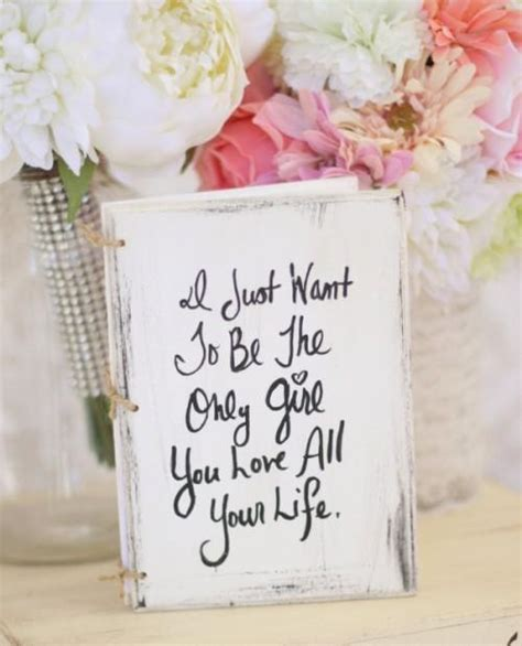 today brides an excuse to put your wedding dress on again 25 awesome ways to use quotes on your wedding day