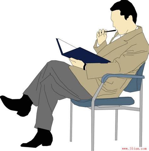 laki laki kantor karakter sketsa orang orang vektor vektor gratis gratis