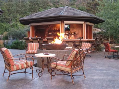 backyard bars designs outdoor bar ideas for exterior house smith design
