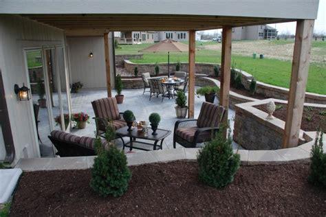 walkout basement backyard ideas patio ideas in the yard pinterest patios basements and decking