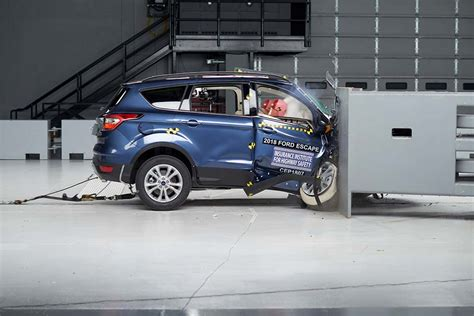 Safety Ratings For Suv by Small Suv Safety Ratings Released