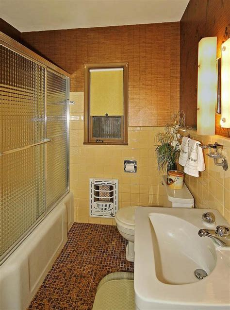 mid century tile bathroom tulsa time capsule with incredible asian meets frank lloyd