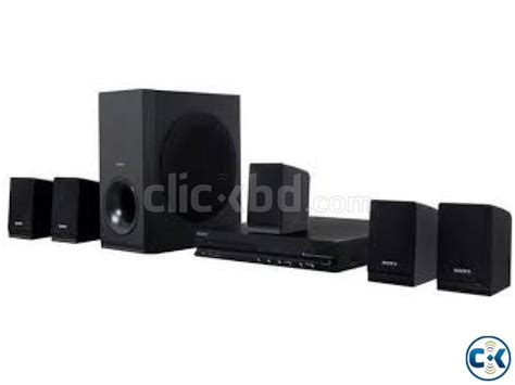 Sony Home Theater System Dav Tz140 sony dav tz140 home theater system with dvd player clickbd