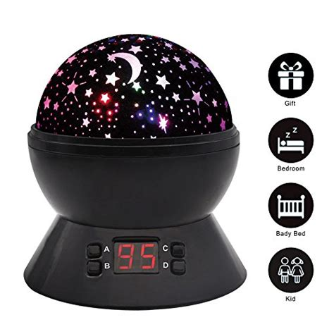 aeeque led star projector night light star home garden
