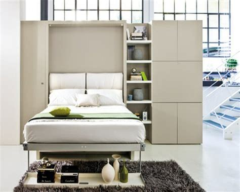 space saving bed ideas 21 space saving ideas for studio apartments simply organized